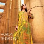 House of Ittehad Lawn collection 2014