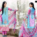 Designer Amna Ismail Lawn 2014 for Women