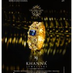Gold Rings Designs by Khanna Jewellers