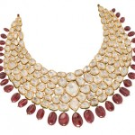Latest Necklace Designs by Khanna Jewellers