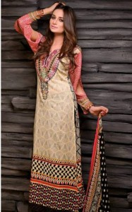 Al-Hamra Snoobish Swiss Embroidered Lawn