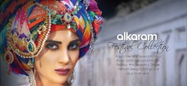 Alkaram Studio Embroidery Eid Collection 2014