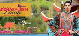 Wardha Saleem Lawn Eid Collection 2014