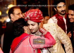 Aiza Khan Baraat Walima Photos