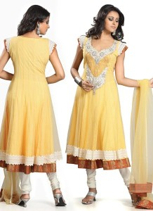 Latest Anarkali Frocks Styles for Girls