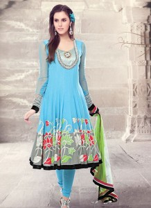 New Anarkali Frocks Styles for Girls