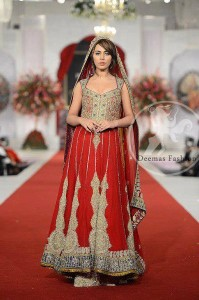 Latest Bridal Dresses Styles