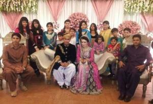 Nasir Jamshed Wedding Marriage Pics