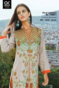 Alkaram Fall Winter Collection 2014-15