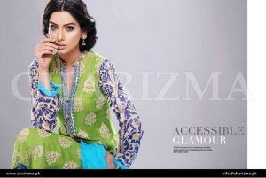 Charizma Women Winter Collection 2014-15