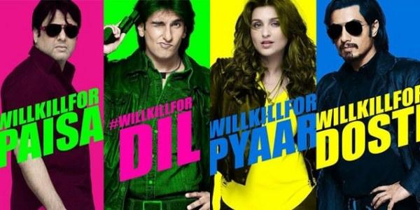 Indian Movie Kill Dil Full Download