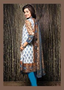 Amna Ismail Winter Collection 2014-15