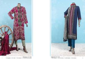 Junaid Jamshed Women Winter Designs 2014-15