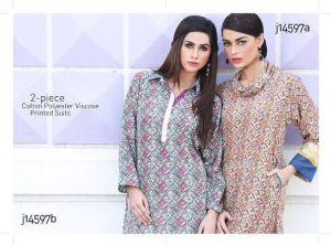 Khaadi Embroidered Winter Collection 2014-15