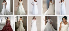Plus Size New Wedding Designer Dresses