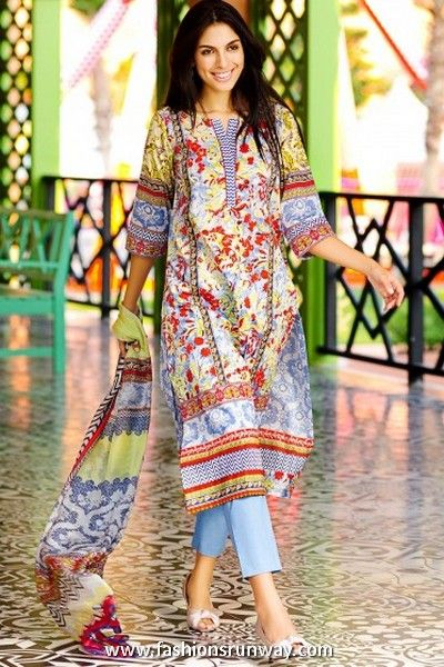 2cee7bc96a Zeen by Cambridge Summer Lawn 2015 Collection - Fashions Runway