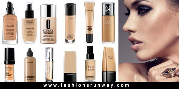 Which Foundation Is Suitable for Oily Skin