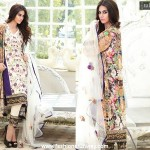 Zahra Ahmad Summer Lawn 2015 Collection