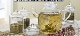 Weight Loss Fast with Fat Melting Teas