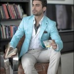 Fawad Khan for Republic by Omar Farooq 2015 Collection