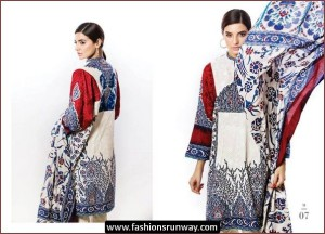 Muzline Sana Safinaz Kurtas Collection 2015 Designs