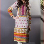 Unstitched Handwoven Khaadi Casual Wear Collection 2015