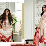 Al-Zohaib Textile Mahiymaan Embroidery Eid 2015 Collection