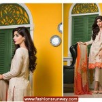 Al-Zohaib Textile Mahiymaan Embroidery Eid Collection 2015