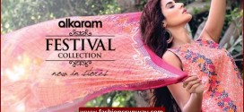 Alkaram Textiles Unstitched Eid Collection 2015