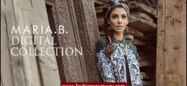 MARIA B Mbroidered Unstitched Collection 2015 Prices