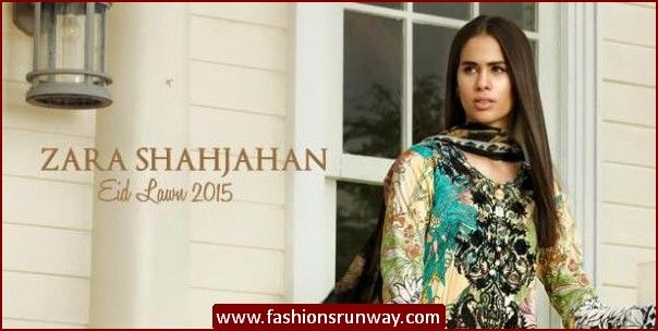 0d095789 Zara Shahjahan Eid Collection 2015 Prices for Women