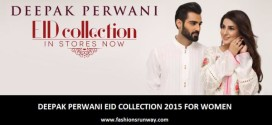 Deepak Perwani Ready to Wear Eid Dresses 2015