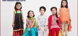 Origins Ready to Wear Children Eid Dresses 2015