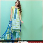 Gul Ahmed New Midsummer Collection 2015