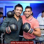 Boxing Champion Amir Khan Launch Pepe Jeans AW15 Collection