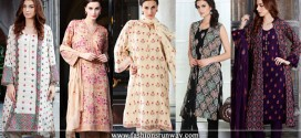 e42ac389fa Bareeze Winter Collection 2015-2016 Prices | Embroidered Classic