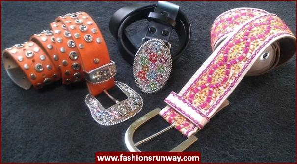 Funky Belts Designs