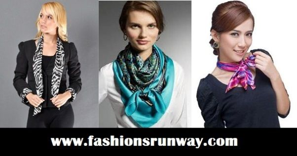 Vibrant Stoles or Scarves