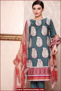 Khaadi Winter Embroidery Dresses 2016 Designs