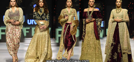 Shehla Chatoor Latest Bridal Dresses