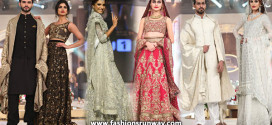 Zaheer Abbas Designer Bridal Collection 2016