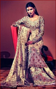 Designer Tena Durrani New Bridal Designs 2016