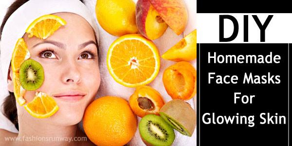 Easy Fruit Facial Masks Recipes at Home