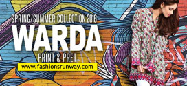 Warda New Spring Summer Dresses 2016 Catalog