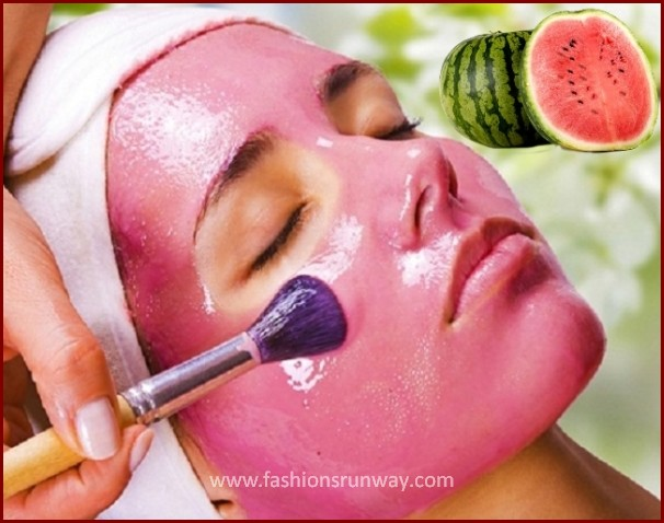 Watermelon Facial Mask for Gorgeous Skin