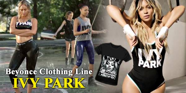 Beyonce Launches New Fitness Clothing Line, Ivy Park