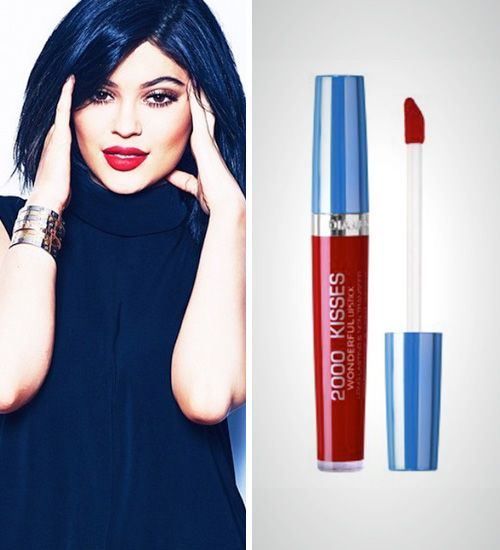 Kylie Crazy for Crimson