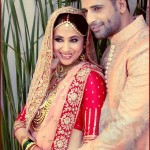 Indian Actress Urmila Matondkar Wedding Pics