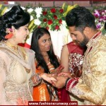 Ravindra Jadeja and Reeva Solanki Engagement Photos