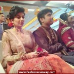Indian Cricketer Ravindra Jadeja Engagement Images